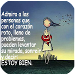 Frases Animo Positivas Icon