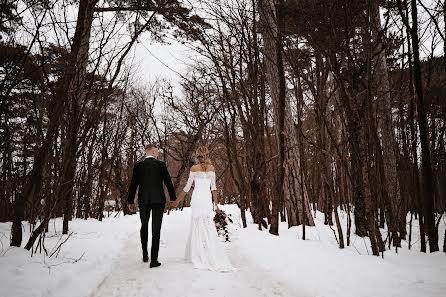 Fotógrafo de casamento Андрей Красавин (krasavinphoto). Foto de 05.02.2021