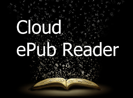Cloud ePub Reader with Drive
