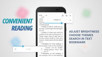 PDF & Ebook Reader With Text To Speech, ZIP Opener APK