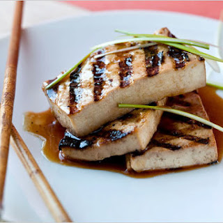 Grilled or Pan-Fried Marinated Tofu