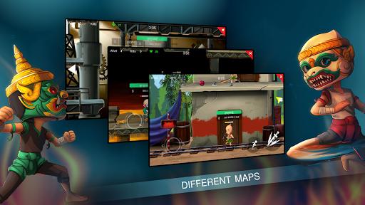 Wrath of Fighters Online 1.5 screenshots 2