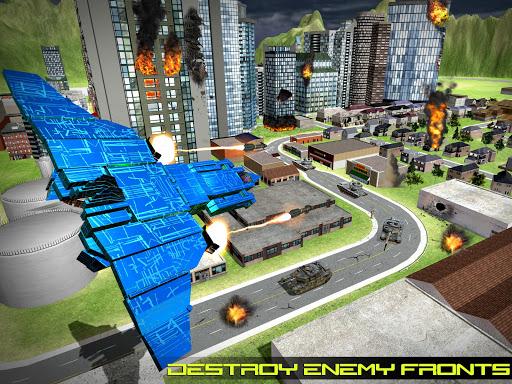 Transform Robot Action Game filehippodl screenshot 7