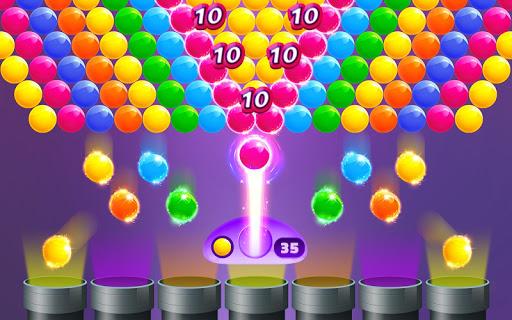 Code Triche Action Bubble Game APK MOD screenshots 6