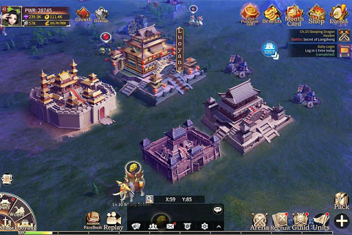ThreeKingdoms:EpicWar screenshot 22