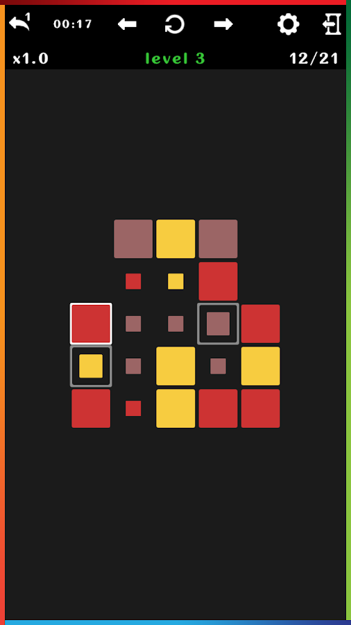 Color Picture - puzzle game- screenshot