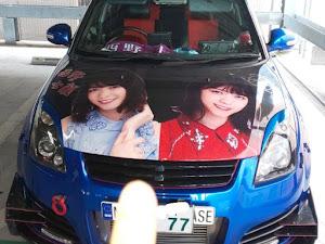 スイフト ZC13Sのカスタム事例画像 YUKiNA@西野七瀬仕様さんの2019年03月31日04:21の投稿