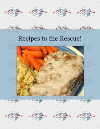 Recipes to the Rescue!