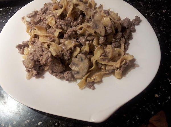 Auntie's Best Beef Stroganoff Recipe