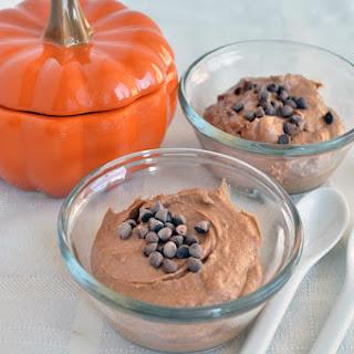Chocolate Pumpkin Mousse