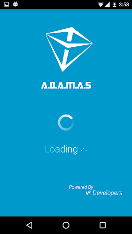 android ADAMAS Screenshot 0