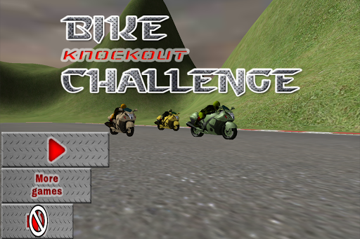Bike Racer 3D: Knockout