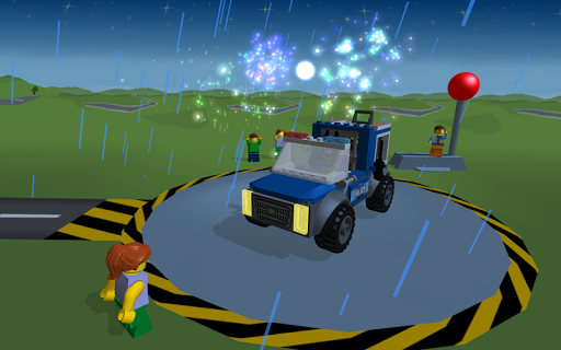 LEGO® Juniors Build & Drive - safe free kids game screenshot 8