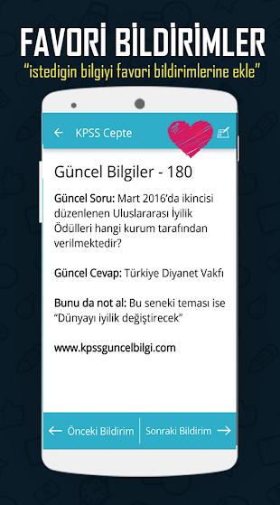 2016 KPSS Cepte- screenshot thumbnail