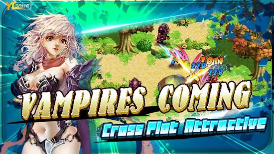 Gods Wars Ex : Vampire 13