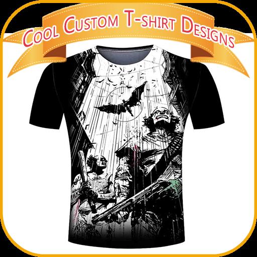 Cool Custom T-shirt Designs