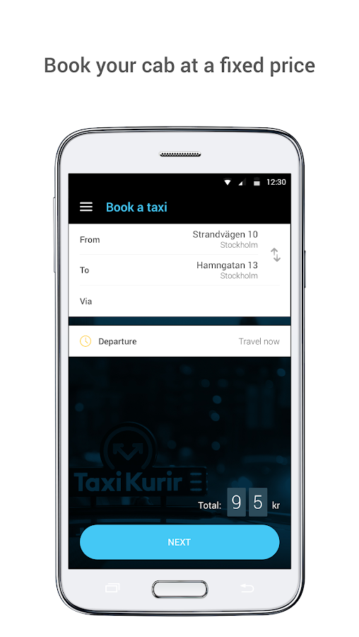 Taxi Kurir- screenshot