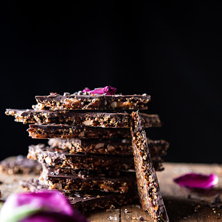 Superfood Chocolate Quinoa Bark.