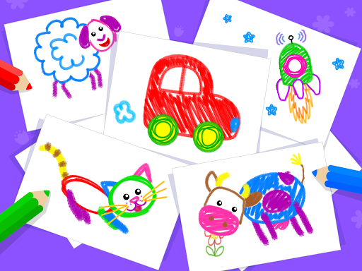 Toddler Drawing Academyud83cudf93 Coloring Games for Kids  screenshots 15