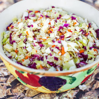 Lowcountry Pickled Coleslaw