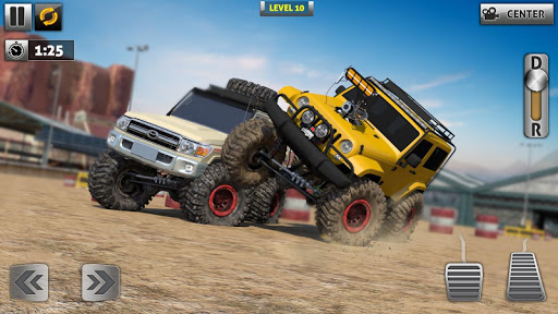 Off Road Monster Truck Driving - SUV Car Driving ss2