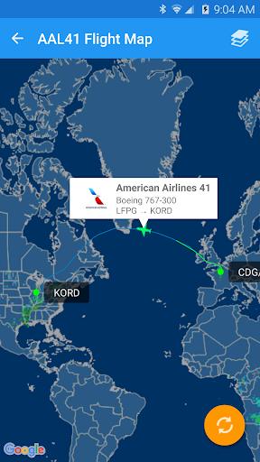 FlightAware Flight Tracker 5.5.1 screenshots 4