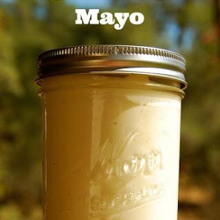 Garlic Basil Mayo.