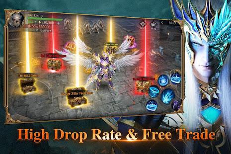Hack Game Awakening of Dragon apk free