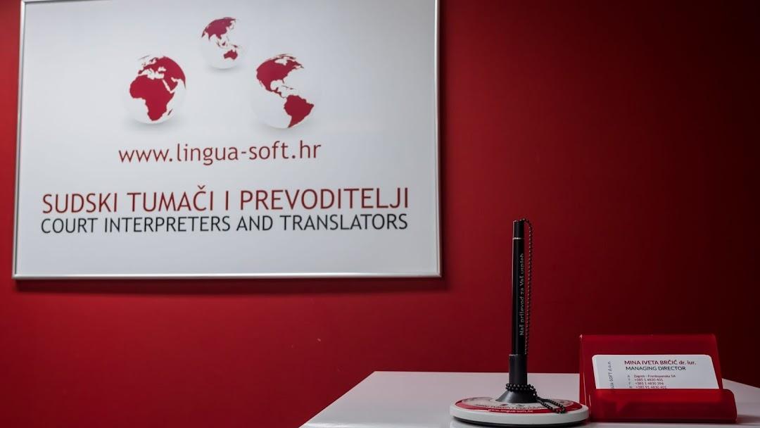 Lingua Soft Doo Sudski Tumač I Prevoditelj Usluge