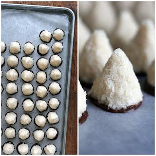 Browned Butter Coconut Haystacks Recipe