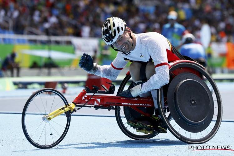 "? Paralympisch kampioen Peter Genyn is ondanks tegenslag klaar voor EK para-atletiek: ""Ik wil nog vol voor goud gaan"""