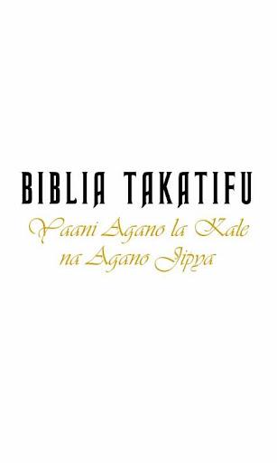 Download Bible In Swahili Biblia Takatifu Pamoja Na Sauti On Pc Mac With Appkiwi Apk Downloader
