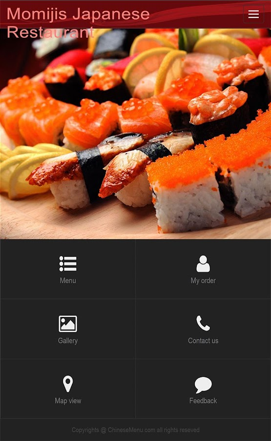 Momiji Japanese Restaurant- screenshot