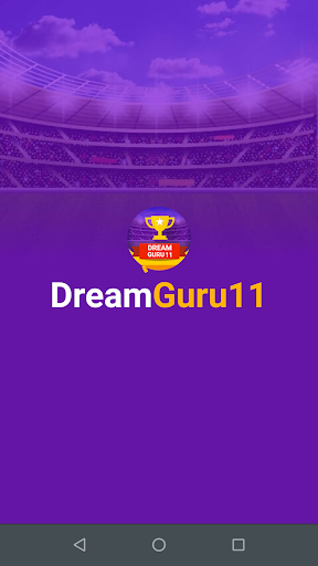 DreamGuru11 - Free Dream11 Fantasy Team news tips 1.0.3 screenshots 1