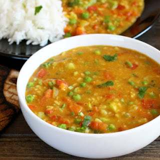 Mixed Vegetable Dal Recipes