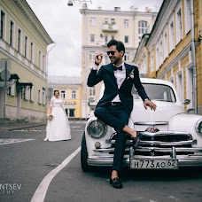 Wedding photographer Viktor Babincev (BVGDrug). Photo of 05.08.2015
