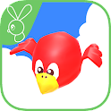 Jappy Bird 3D icon