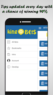 King Bets- screenshot thumbnail