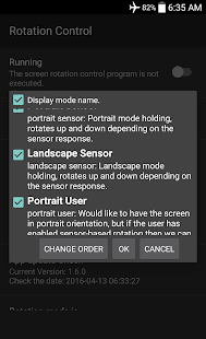 How to mod Screen rotation control patch 1 6 6 apk for android