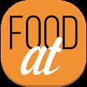 FOODat - FOOD a domicilio (Pizza Sushi Kebab) icon