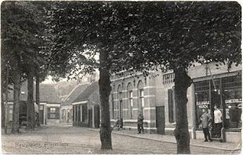Photo: 1914 Mauritspleintje (Liesboschstraat)