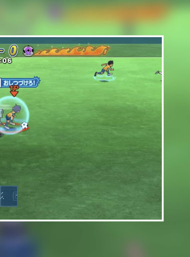 Inazuma Eleven GO Walkthrough Chrono Stone 1.0 screenshots 2