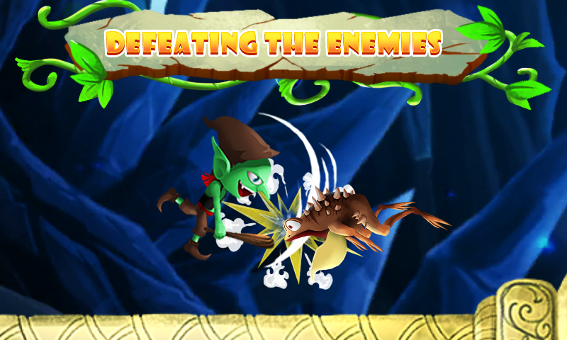 Friendly Goblin : Rayman- screenshot