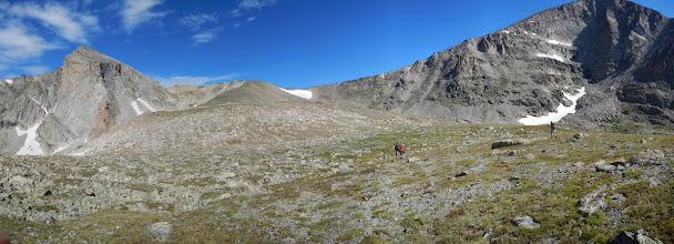 Photo: Mount Alice and Chiefs Head Peak. Photo by Bill Walker