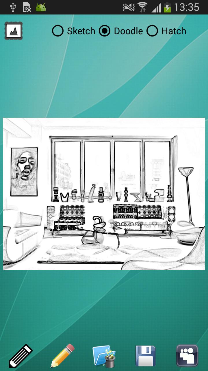 Pencil Sketch Ad-Free screenshot #1