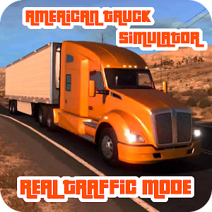 American Truck Traffic Mode for PC and MAC