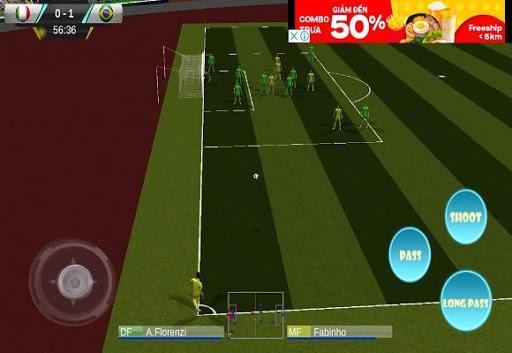 Playing Football 2020 android2mod screenshots 13