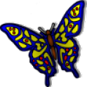 Match 2 Butterfly icon