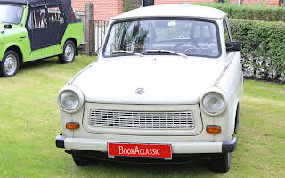 Trabant 601 S Rent Blekinge