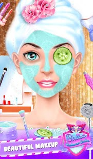 Ballet Doll Makeup Salon Spa- screenshot thumbnail